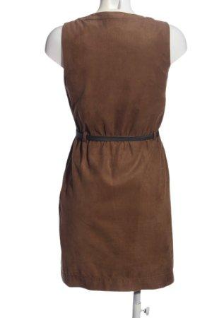 s.Oliver Minikleid braun Casual-Look