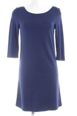 s.Oliver Minikleid blau Casual-Look
