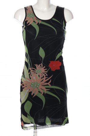 s.Oliver Minikleid Blumenmuster Casual-Look