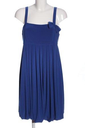 s.Oliver Minikleid blau Elegant