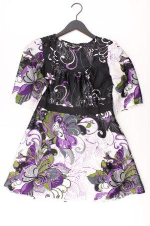 s.Oliver Minikleid Größe 36 mehrfarbig aus Polyester
