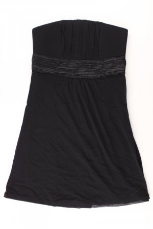 s.Oliver Minikleid Größe 36 schwarz aus Baumwolle