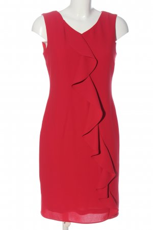 s.Oliver Mini Dress red elegant