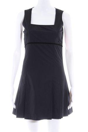 s.Oliver Minikleid schwarz Elegant