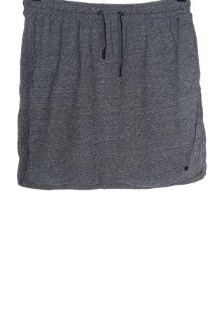s.Oliver Minifalda gris claro moteado look casual