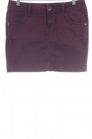 s.Oliver Minirock dunkelrot Casual-Look