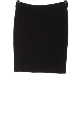 s.Oliver Mini-jupe noir style d'affaires