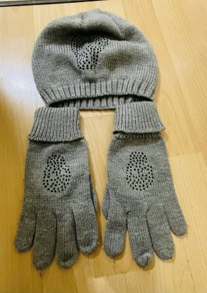 s.Oliver Knitted Hat grey