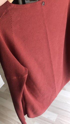 s.Oliver WOMEN Sweater met korte mouwen zalm-roodbruin