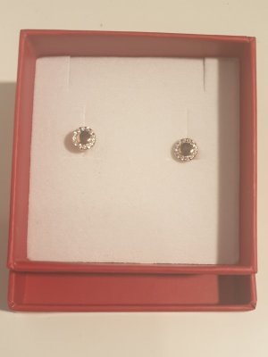 s.Oliver Ear stud silver-colored-rose-gold-coloured