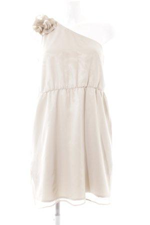 s.Oliver One-Shoulder-Kleid creme Elegant
