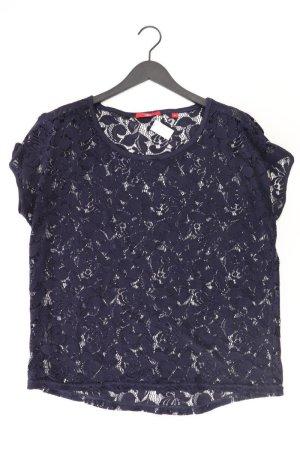 s.Oliver Oversize-Shirt Größe 44 blau