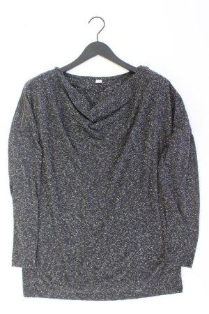 s.Oliver Oversize-Shirt Größe XL grau aus Polyester