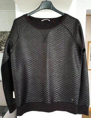 s. Oliver (QS designed) Sweatshirt noir