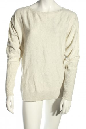 s.Oliver Oversized Pullover wollweiß Casual-Look