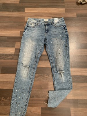 QS by s.Oliver Tube Jeans multicolored