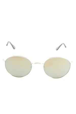 s.Oliver Pilotenbril lichtgrijs casual uitstraling