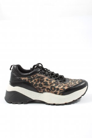 s.Oliver Plateausneaker Leomuster Casual-Look