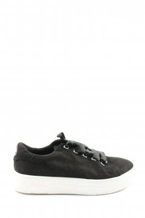 s.Oliver Plateausneaker schwarz Casual-Look