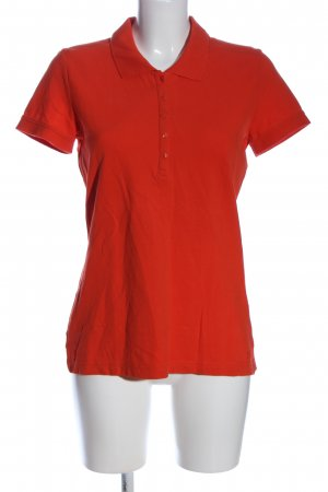 s.Oliver Polo-Shirt rot Casual-Look