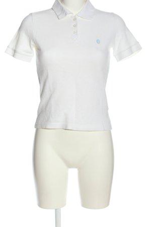 s.Oliver Koszulka polo biały W stylu casual
