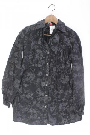 s.Oliver Polokleid Größe 36 Langarm schwarz aus Baumwolle