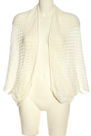 s.Oliver Cardigan in maglia bianco sporco stile casual
