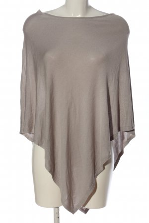 s.Oliver Poncho braun Casual-Look