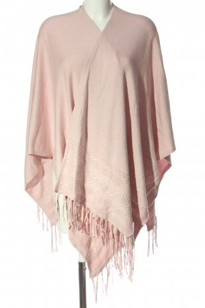 s.Oliver Poncho crema look casual