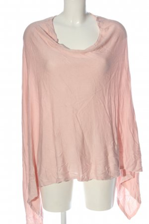 s.Oliver Poncho pink Casual-Look