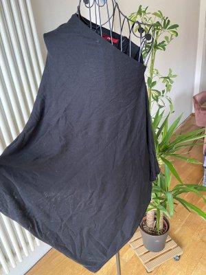 s. Oliver (QS designed) Poncho en tricot noir