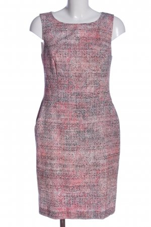 S.Oliver Premium Pencil Dress weave pattern casual look