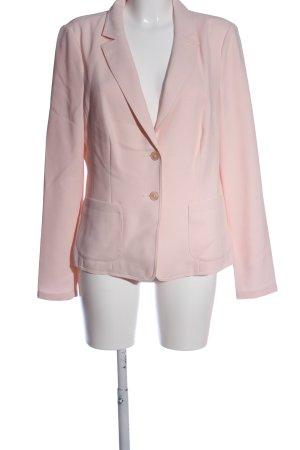 S.Oliver Premium Kurz-Blazer pink Business-Look