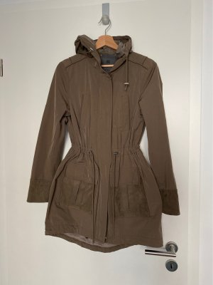 s.Oliver Hooded Coat multicolored