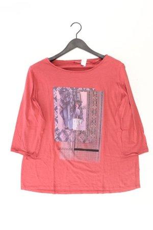 s.Oliver Printshirt Größe 46 3/4 Ärmel rot