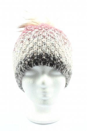 s.Oliver Bobble Hat flecked casual look