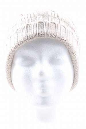 s.Oliver Bobble Hat light grey casual look