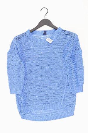 s.Oliver Pullover blau Größe M