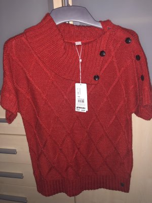 s.Oliver Cardigan lungo rosso