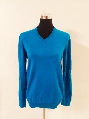 S.Oliver Pullover Sweatshirt blau Gr.S