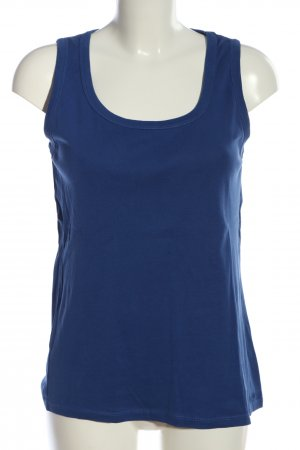 s. Oliver (QS designed) Camisole blauw casual uitstraling