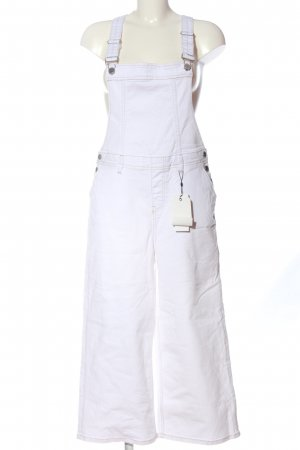 s. Oliver (QS designed) Bib Denim white casual look