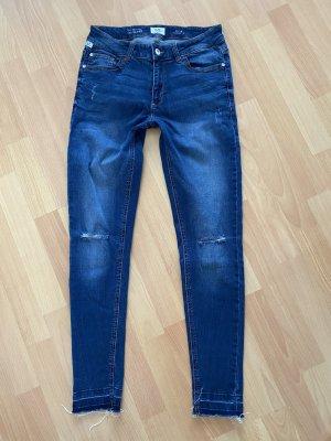 s.Oliver / Qs Jeans Sadie Gr 38 blau