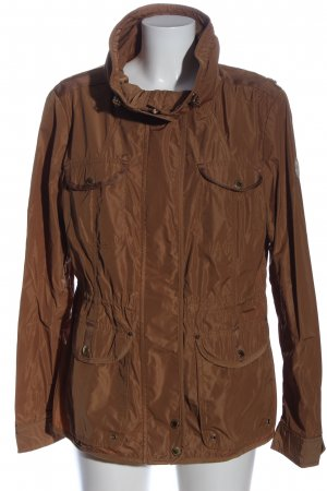 s.Oliver Chubasquero color bronce look casual