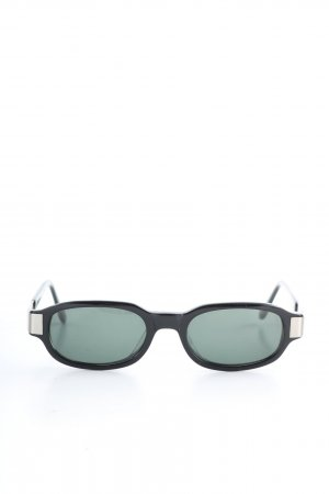 s.Oliver Retro Brille schwarz Casual-Look