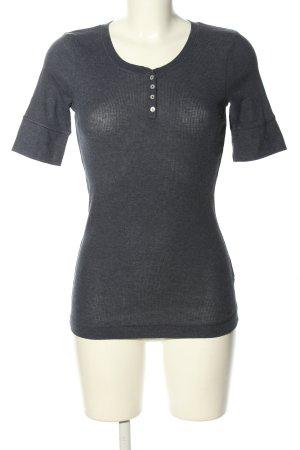 s.Oliver Prążkowana koszulka niebieski W stylu casual