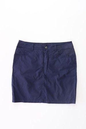s.Oliver Rock Größe 36 blau aus Baumwolle