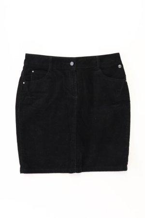 s.Oliver Rock Größe 38 schwarz aus Baumwolle