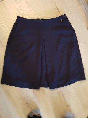 S.Oliver Premium Asymmetry Skirt dark blue