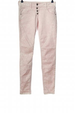 s.Oliver Röhrenhose pink Casual-Look